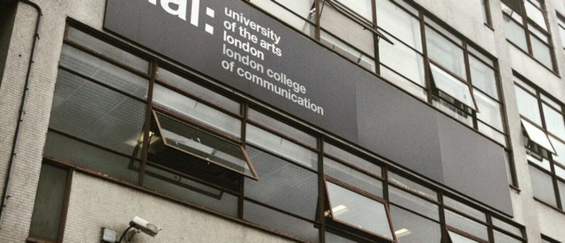 University of the Arts London - London College of Communication - personal branding london